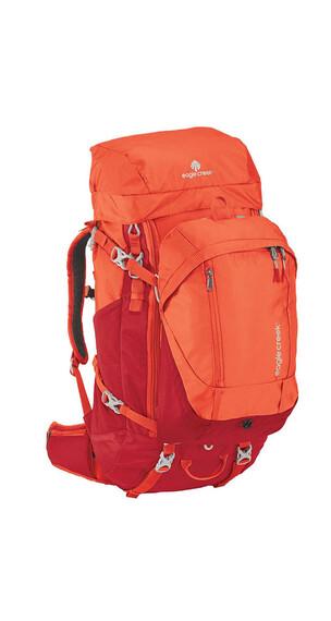 Eagle Creek Deviate - Mochilas trekking y senderismo Mujer - 60 rojo